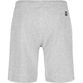 super.natural Vacation Knit Bermuda Men Grey Melange